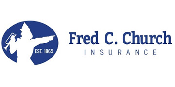 Fred C Church Insurance logo