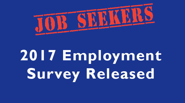 2017 Insurance Industry Employment Survey Released - Insurance Job Seekers Must Read!