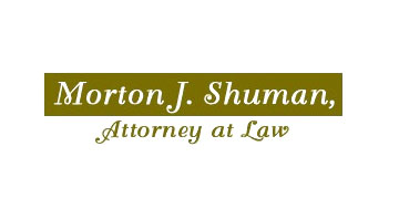Law Offices Of Morton J. Shuman logo