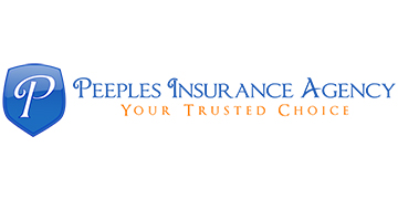 The Peeples Insurance Agency logo